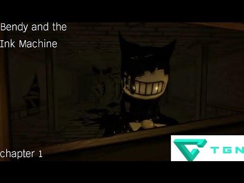 คนงานดวงซวยกับหมึกปริศนา Bendy and the Ink Machine ...