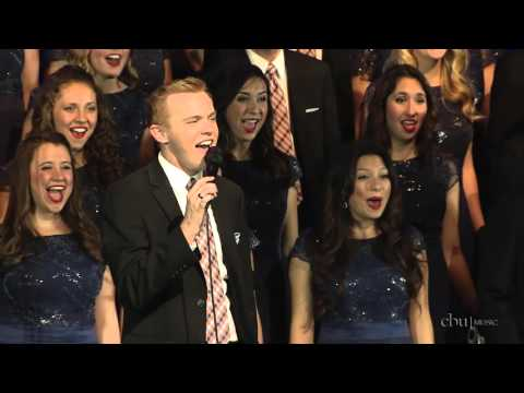 """Joy to the World"" - Performed by the CBU University Choir and Orchestra"