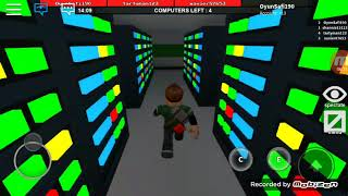 Flee the facility beta roblox komik 🤗