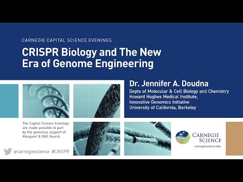 CRISPR Biology and the New Era of Genome Engineering