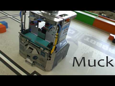 TURAG e.V. Eurobot 2018: Muck & Dizzy