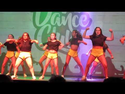Dance Club Gala Hip Hop Teatro Opera 11/12/2017 La Plata, Las Juve, PROF. Guadalupe Marchisotti