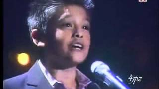 Britains Got Talent - Charlie Green singing