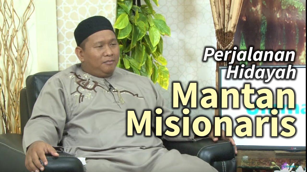 Download Aqidah dan Kehidupan: Perjalan Hidayah Mantan Misionaris_Ust. Yusuf Ismail Al Hadid,. SE.I., MM