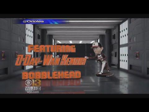 Orioles Announce Star Wars Night, O'Day-Wan Kenobi Bobblehead