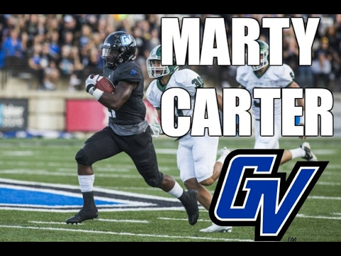 Marty Carter || Top D2 Running Back || Sophomore Highlights