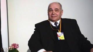 Joosep Tammo, konverentsil