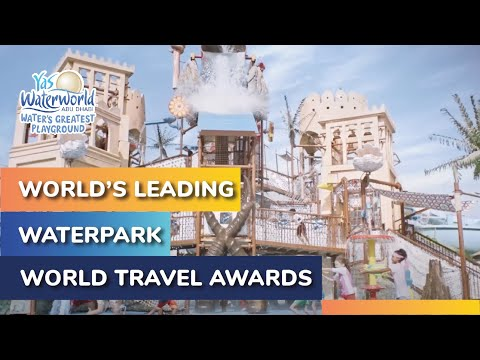Yas Waterworld Abu Dhabi Named 'World's Leading Waterpark'