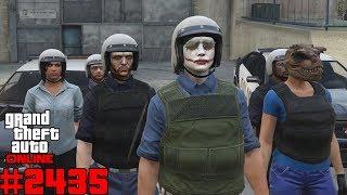 Einführung in das Polizeispiel #2435 GTA 5 Online YU91
