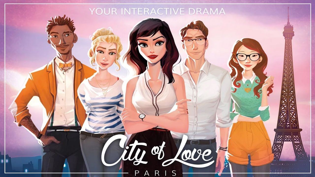 city of love paris gameplay chapter 1 youtube. Black Bedroom Furniture Sets. Home Design Ideas