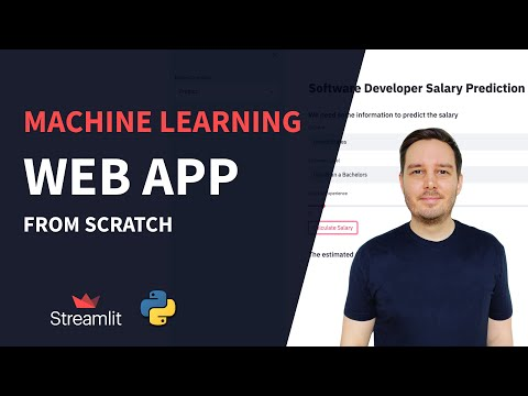 Build A Machine Learning Web App From Scratch - Python Engineer