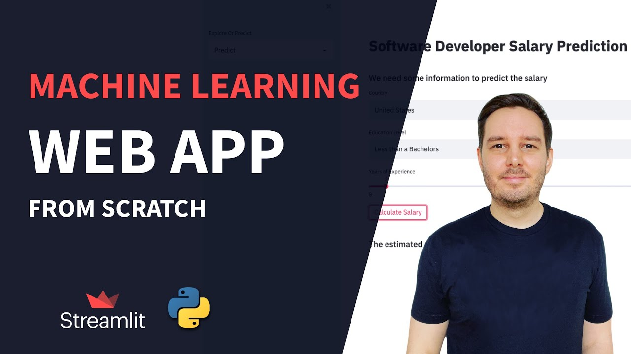 Build A Machine Learning Web App From Scratch
