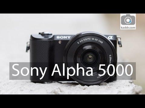 Sony Alpha A5000 - Обзор Компактной Беззеркальной Фотокамеры на Kaddr.com
