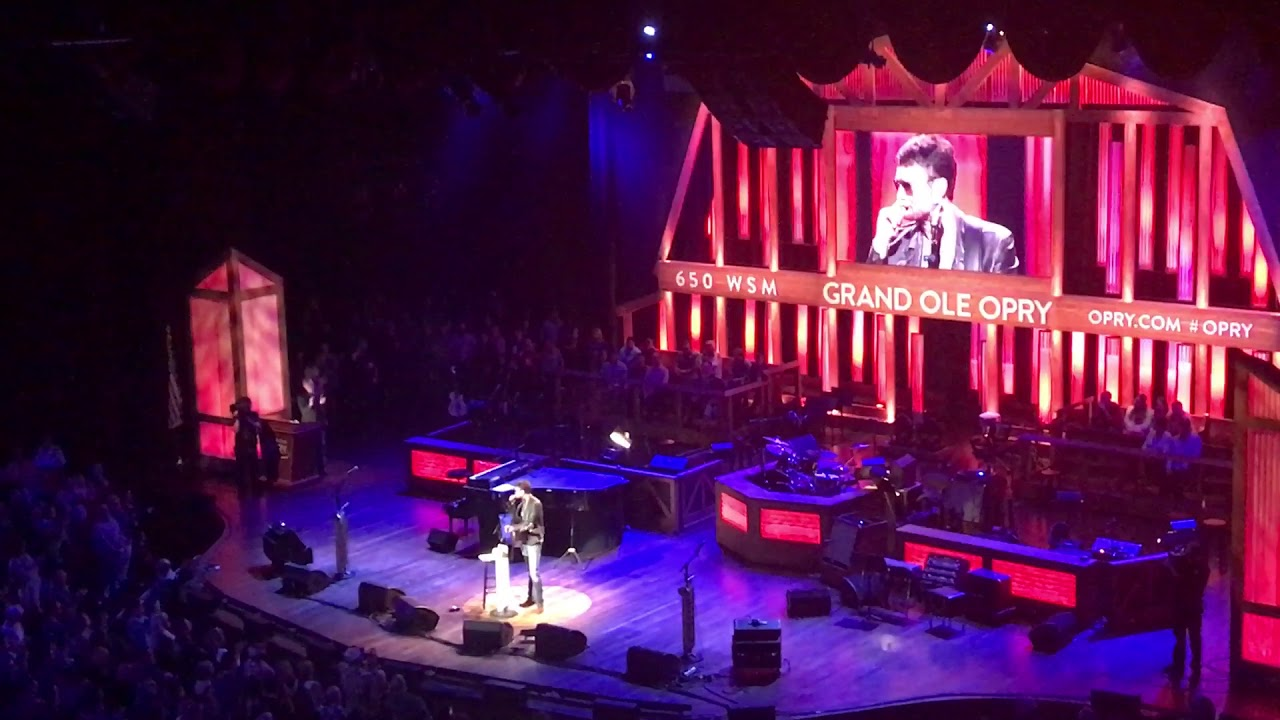 Eric Church  Why Not Me  at the Opry & Eric Church