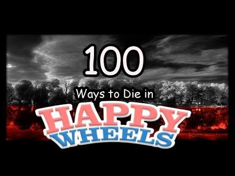 100 Ways to Die in Happy Wheels