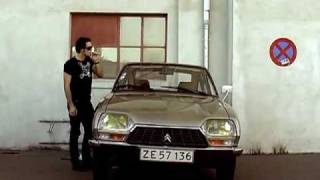 How to drive a Citroen GS properly