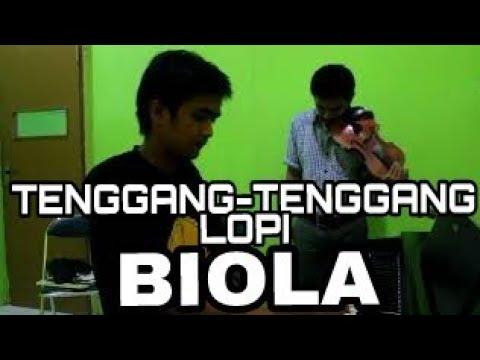 TENGGANG TENGGANG LOPI (Cover Instrumental Biola & Piano)