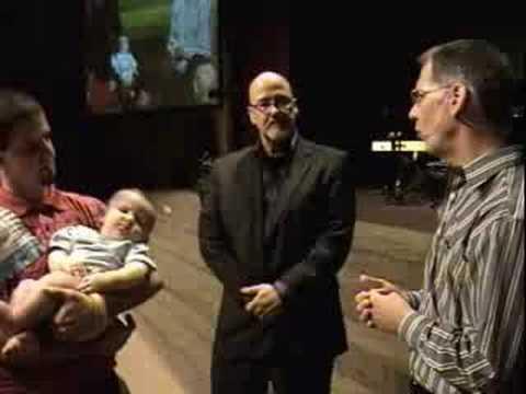 Matthew Brian Lemmings Baptism