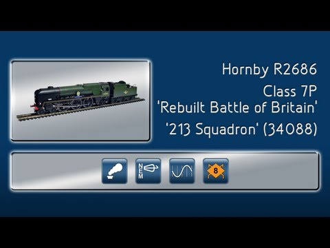 Opening the Cunarder Train Pack by Hornby