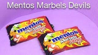Mentos Marbels Devils