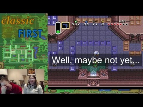 Classic First! Link to the Past Ep. 11 - #@$%ing Floors!