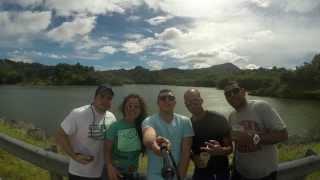 Turisteo @ Charco Ataud, Adjuntas Puerto Rico