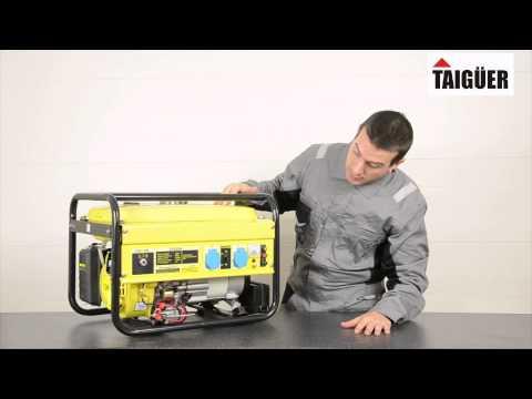 Generador electrico gasolina 2500w ventageneradores.net thumbnail