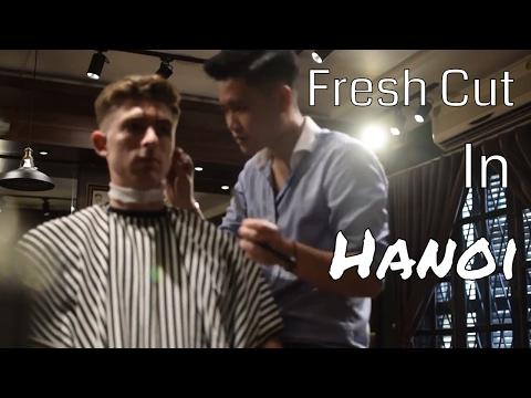 BEST BARBER SHOP IN HANOI (Episode 4)