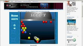 How To Hack Mindjolt Bouncing Balls Leaderboard On Facebook [Still Works]