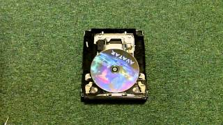 PS3 Blu-ray Drive Disc Removal