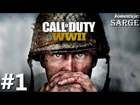 Zagrajmy w Call of Duty: WW2 [60 fps] odc. 1 - Wielki powrót do korzeni!