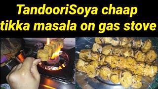 Soya chaap tikka masala recipe. Soya chaap recipe Ek Baar Fir se Review vlogs