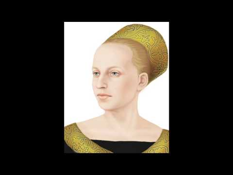 The Face of Elizabeth Woodville Photoshop Reconstruction