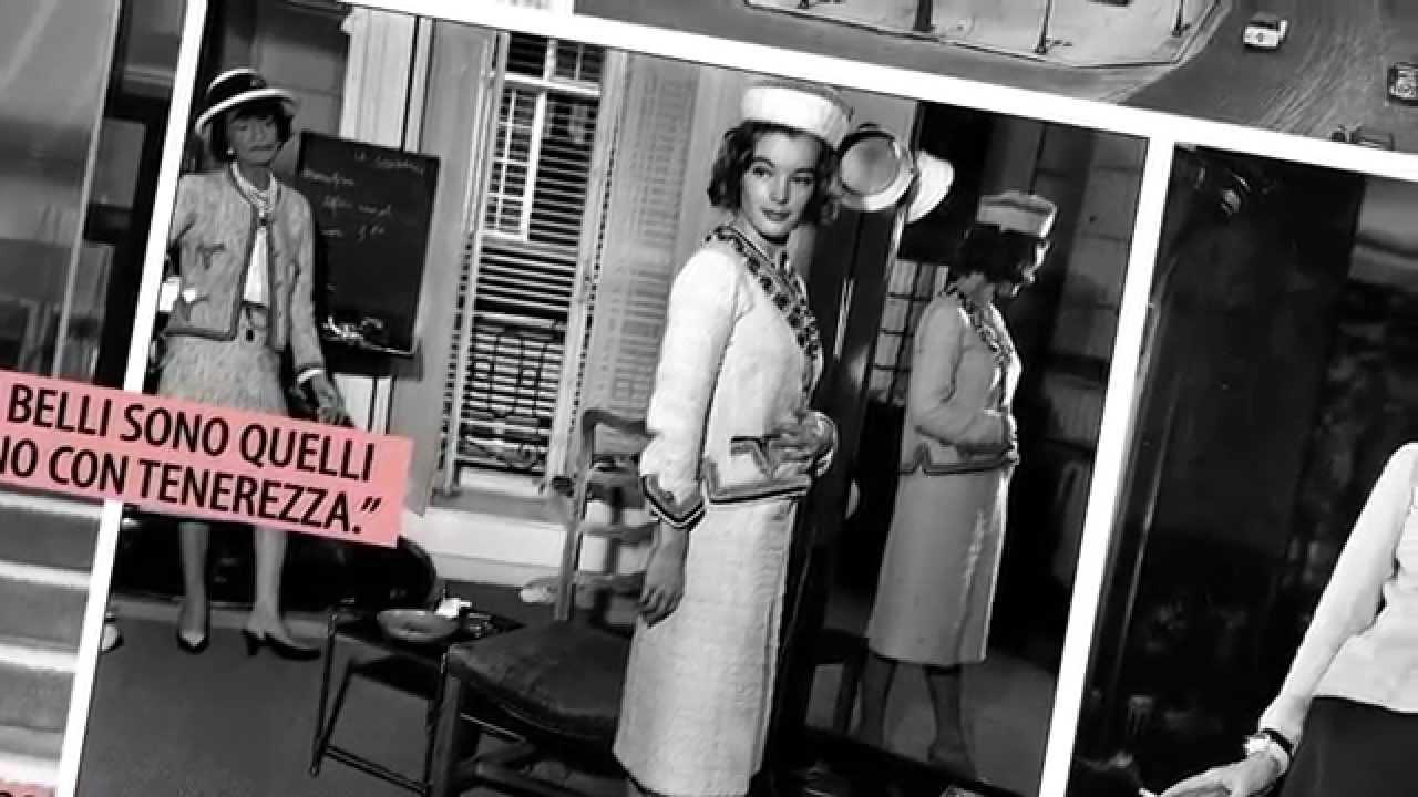Storia e biografia di Coco Chanel - YouTube