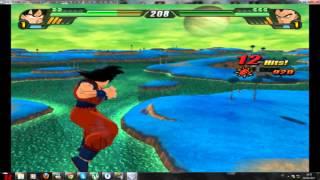 Dragon Ball Z Budokai Tenkaichi 3-PCSX2 com 60 fps
