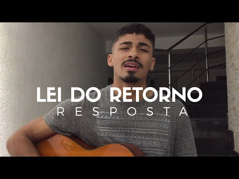 Lei do Retorno - RESPOSTA | MC Don Juan e MC Hariel  (Cover - Pedro Mendes)
