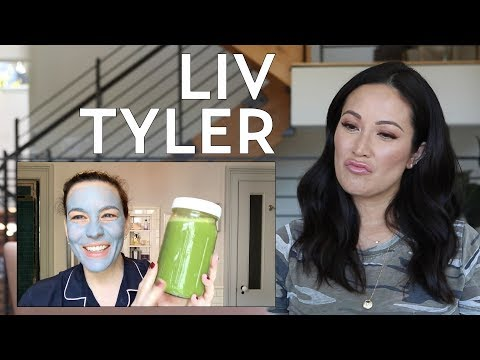 Liv Tyler's Skincare Routine: My Reaction & Thoughts | #SKINCARE