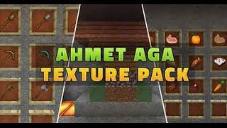 Minecraft Ahmet Aga Pro Edition Texture Pack