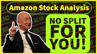 Amazon (AMZN) Q1 Stock Analysis - NO Stock Split - But Shares Soar!