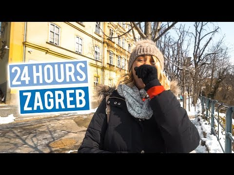 Toughest Travel Day So Far | Zagreb, Croatia