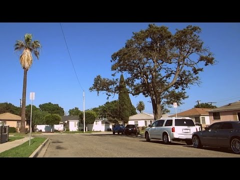 Grove Street in Real  Life | Compton CA