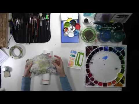 Watercolor Supplies - Other Tools (Part 4 of 4)