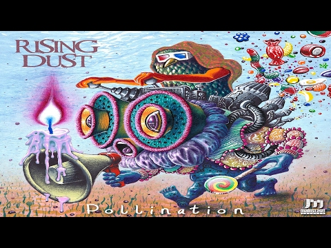 Rising Dust - Pollination [Full Album] ᴴᴰ