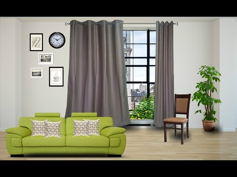 Home Living Imported Curtains sale in Lazada