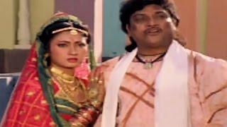 Naresh Kanodia, Minakshi, Raj Rajwan - Gujarati Action Scene 20/21