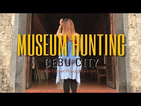 Museum Hunting || Travel ( 9 Museums in Cebu )