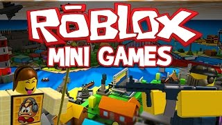 ROBLOX - MINI GAMES ★ Dumb and Dumber
