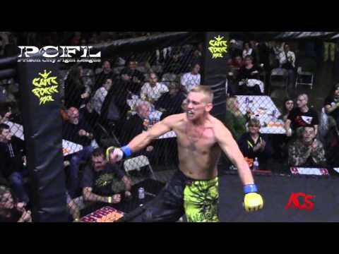 """""""Prison"""" City Fight League STEVE CHOMOS VS DONALD KRUZEL #155"""