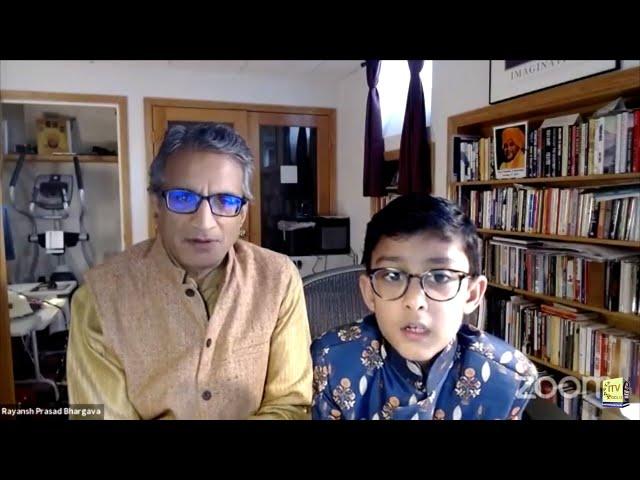 Indian Consulate NYC and Jhilmi Organize Vishwa Hindi Diwas Ft. ITV Gold's Ashok Vyas