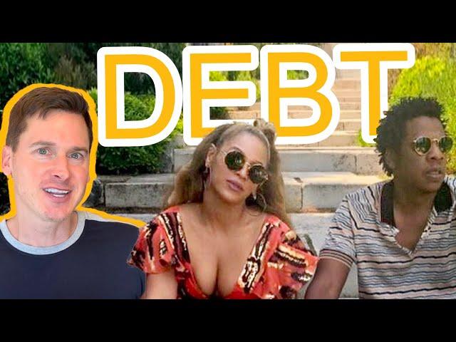 Wealthy People Are Not Debt Free - Debt Free Is Dumb